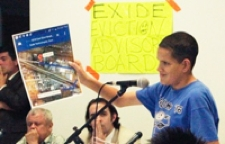 Exide Vernon Meeting