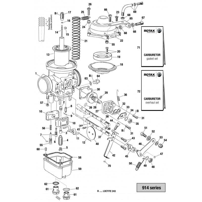 ROTAX ENGINE DIAGRAM - Auto Electrical Wiring Diagram