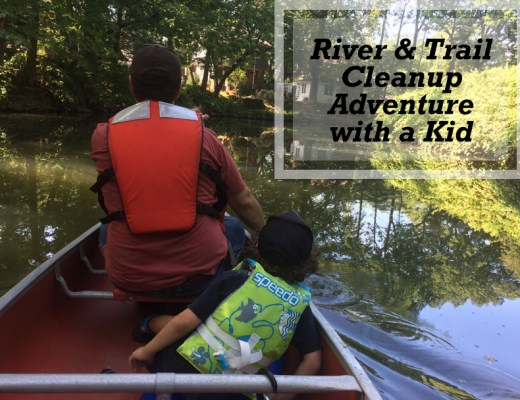 Rahway_River_Cleanup_with_Kids