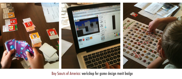 The Game Design Merit Badge The Best Games Are Yet To Be Made