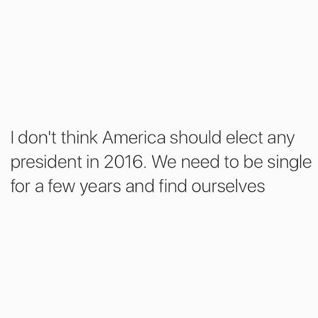 #Truth.  America, you are a bit of a hot mess right now.
