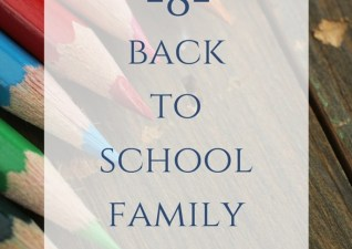8 Back to School Family Traditions