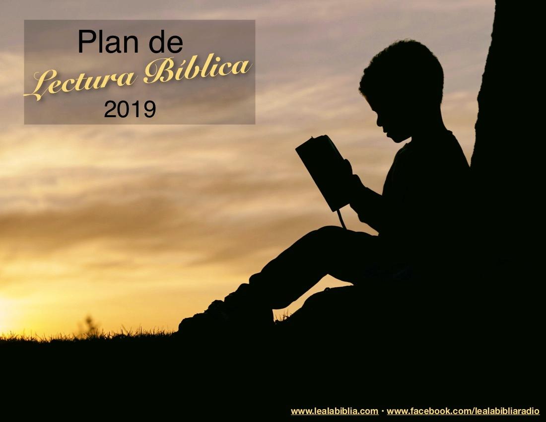 Plan de Lectura 2019