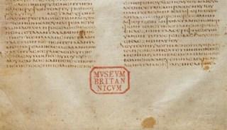 El Codex Alexandrinus, que se puede traducir como El Libro de Alejandría, data del siglo V y es la Biblia más completa que se conserva desde los primeros tiempos cristianos.