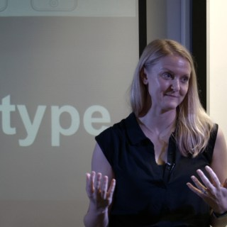 Kimberly Bottomly at Lean Startup Yorkshire
