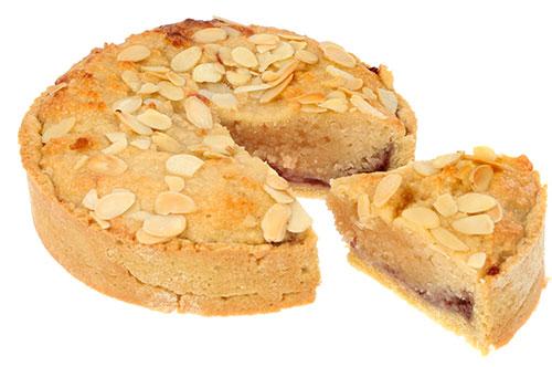 Bakewell Tart Traditional English Recipe