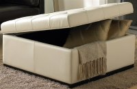 How To Build An Ottoman With Storage ...