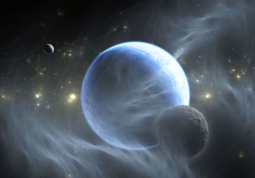 new distant Planet Discovered by 15-Year-Old