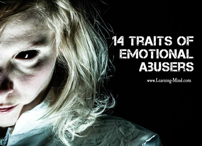 Emotional abusers