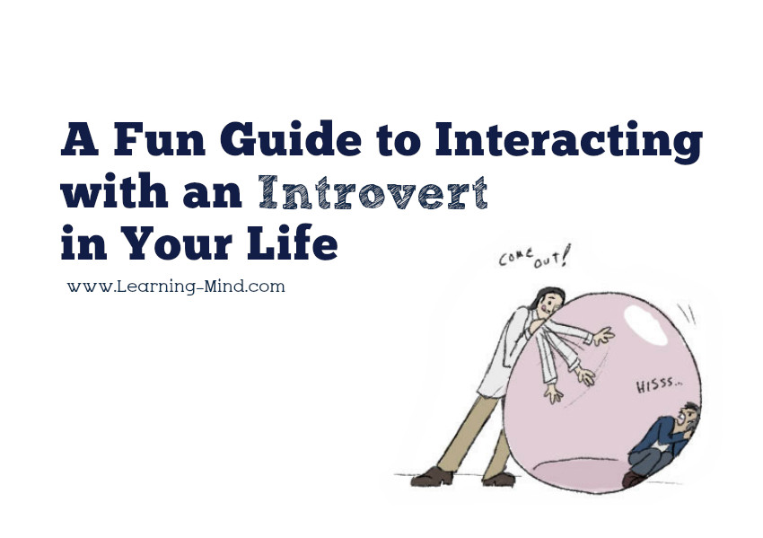 guide to interacting with an introvert