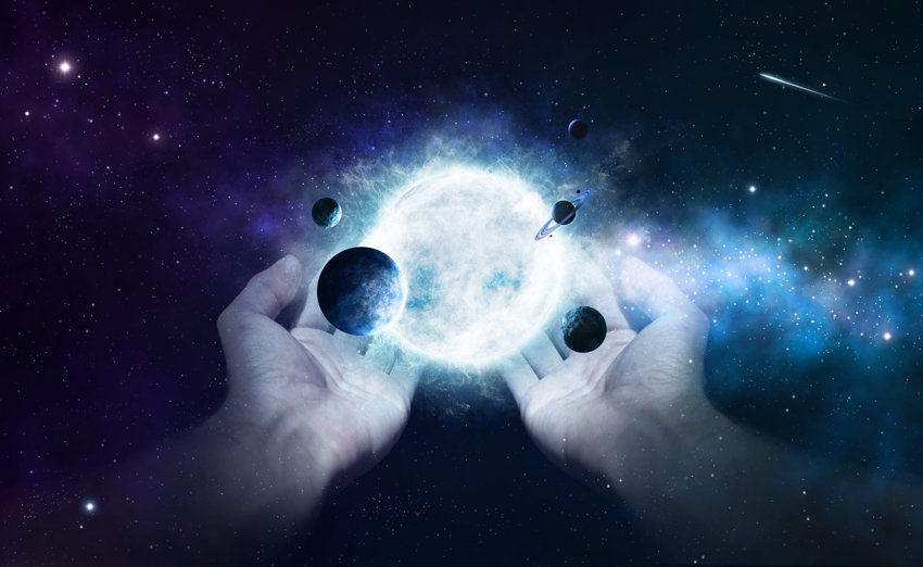 higher being universe