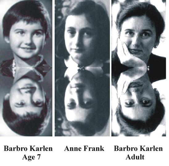 Children Who Remember Their Past Lives anne frank