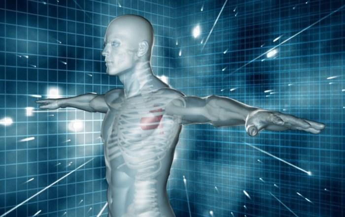 super abilities human body