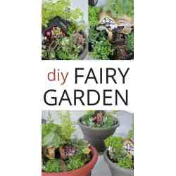 Small Crop Of Diy Fairy Garden