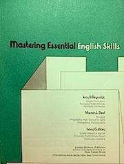 Mastering Essential English Skills, by Jerry Reynolds et al. 1977