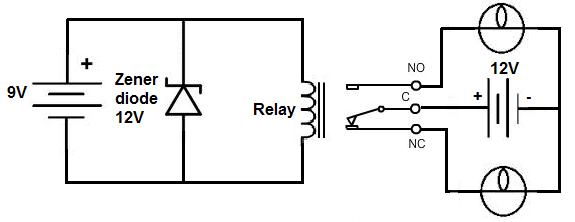 dc relay wiring wiring diagram schematic
