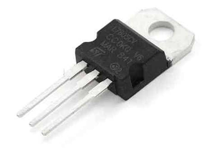 What is a LM7805 Voltage Regulator?