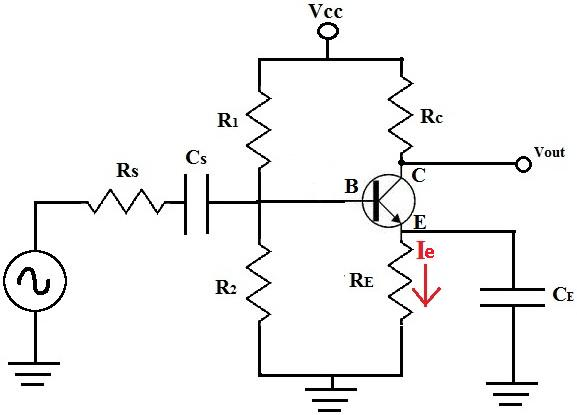 example of dc analysis of a bipolar junction transistor circuit
