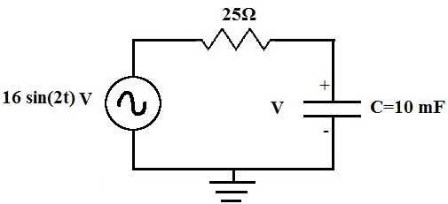 what is a first order differential circuit