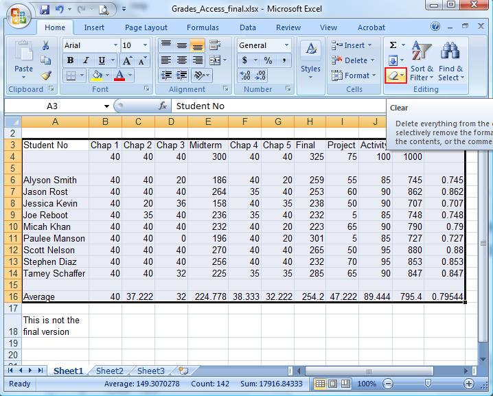 excel home - Onwebioinnovate