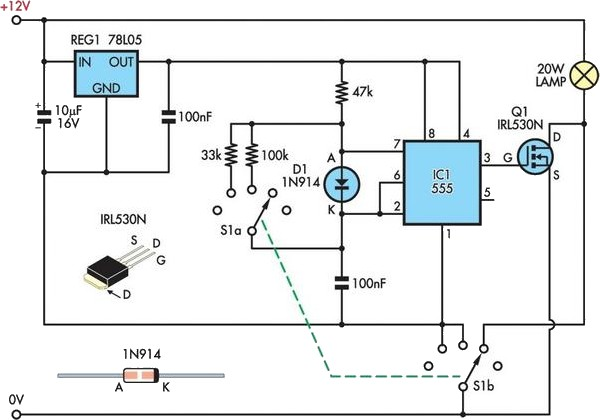 12 volt fuse block diagram wiring schematic