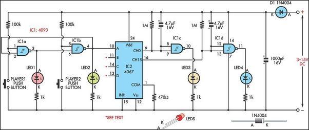 Circuit Diagram Game Wiring Diagram