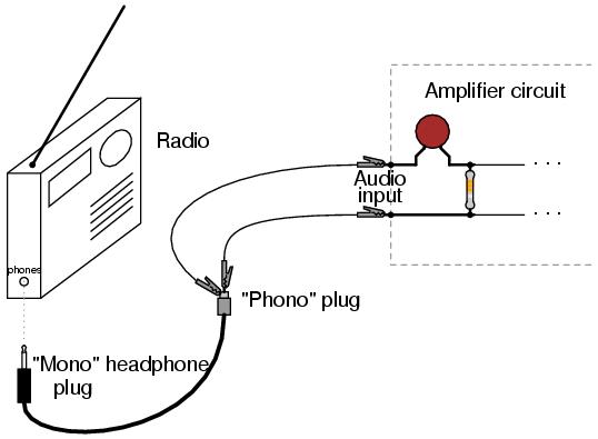 transistor signal amplifier