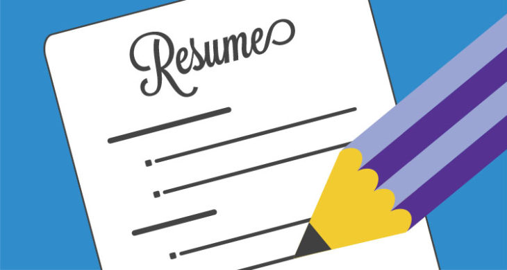Why High School Students Should Have a Resume - Learning Liftoff - typing a resume
