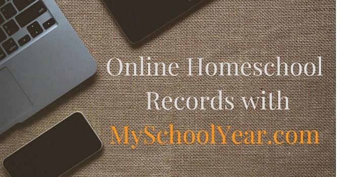 My School Year- review of MySchoolYear.com