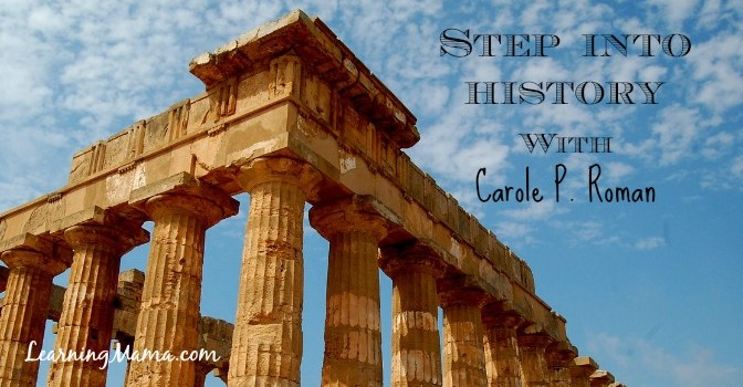 Step into history with Carole P. Roman's If You Were Me and Lived in ... history books!