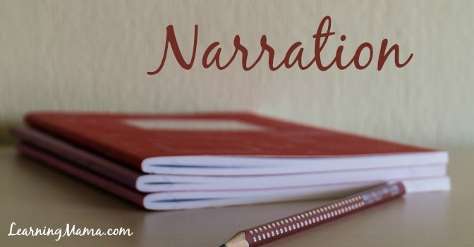 Building early writing skills through narration - the skill of oral composition