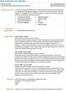 Jobsite Professional Php Jobs Script Job Classifieds Care Worker Cv Example Learnistorg