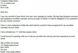 job enquiry ~ Eprsumem