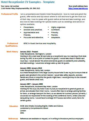 Format Marketing Accounts Manager Resume Template