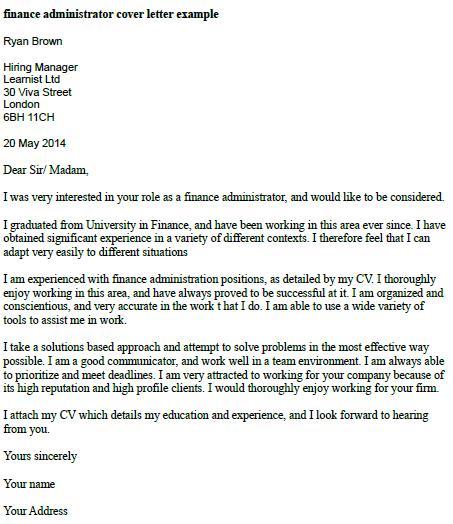 covering letter for team leader