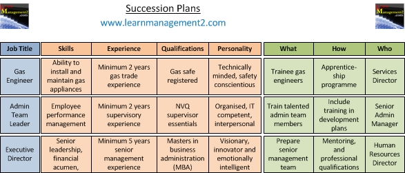succession planning example - Goalgoodwinmetals - succession planning template