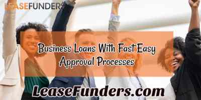 Bad Credit Business Loans With Easy Approval Process – Equipment Financing and Business Loans ...