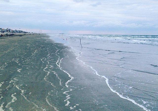 mare inverno rimini