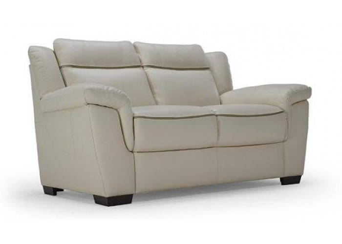 Natuzzi Editions B865 Leather Sofa Set
