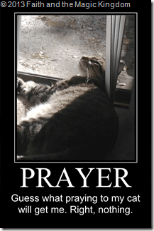 Prayer Doesn't Work