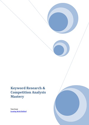Keyword Research & Competition Analysis Mastery