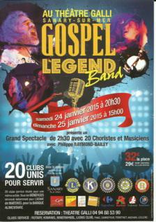Flyer Gospel