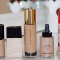 My Top 5 Foundations 2014 (updated)