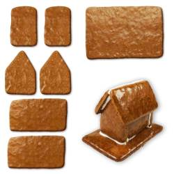 Small Crop Of Gingerbread House Kit