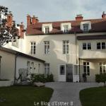 Test d'hôtel : la Demeure du Parc à Fontainebleau