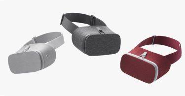 Daydream View casque de réalité virtuelle de Google