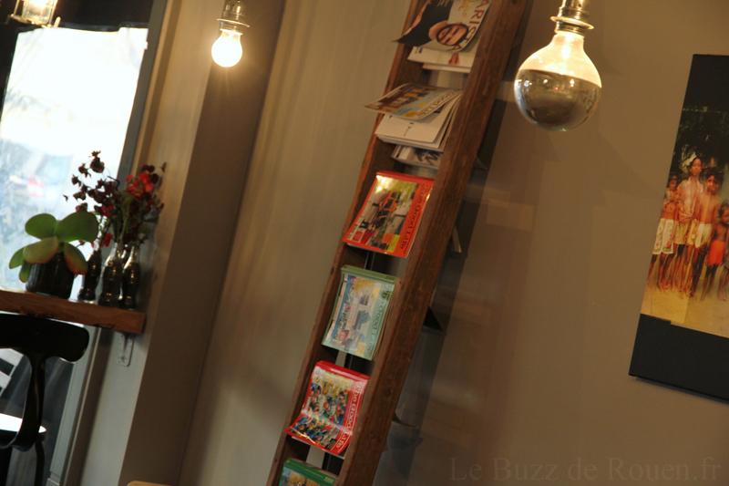 Acheter Dans Un Coffee Shop