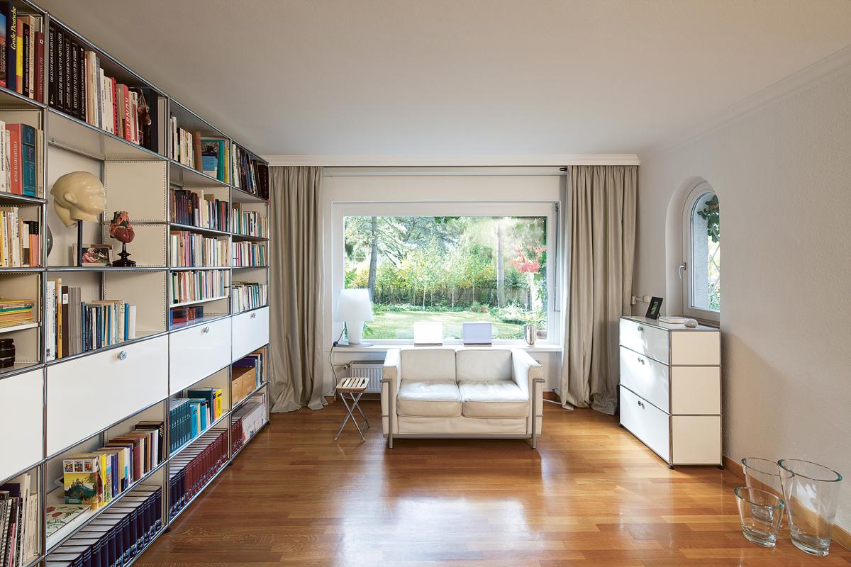 ... mobilier USM Haller , un classique du rangement Design pour la maison