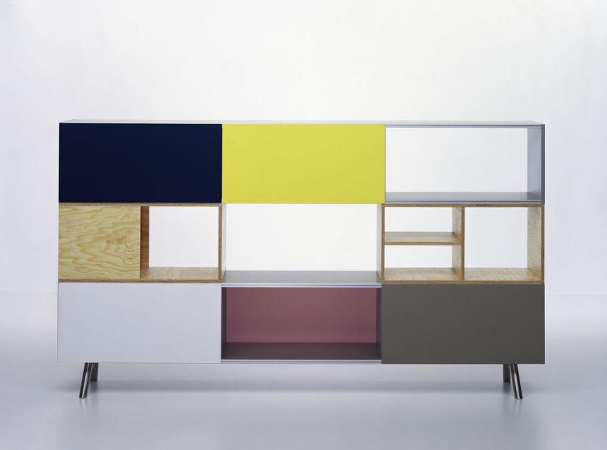 Le mobilier vitra chez arch type le buzz de rouen for Vitra meubles