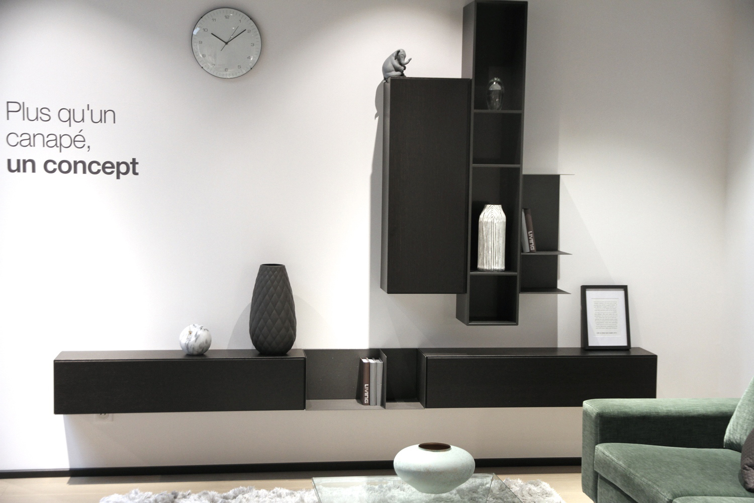 La s lection d co design boconcept le buzz de rouen - Combinaison murale design ...